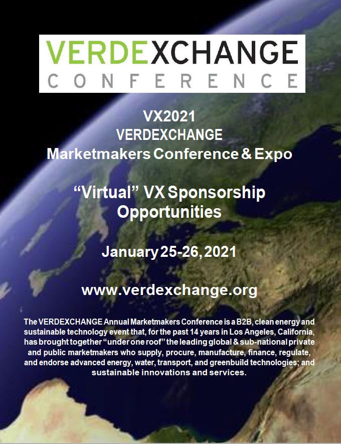 VX2021 Virtual Sponsorship