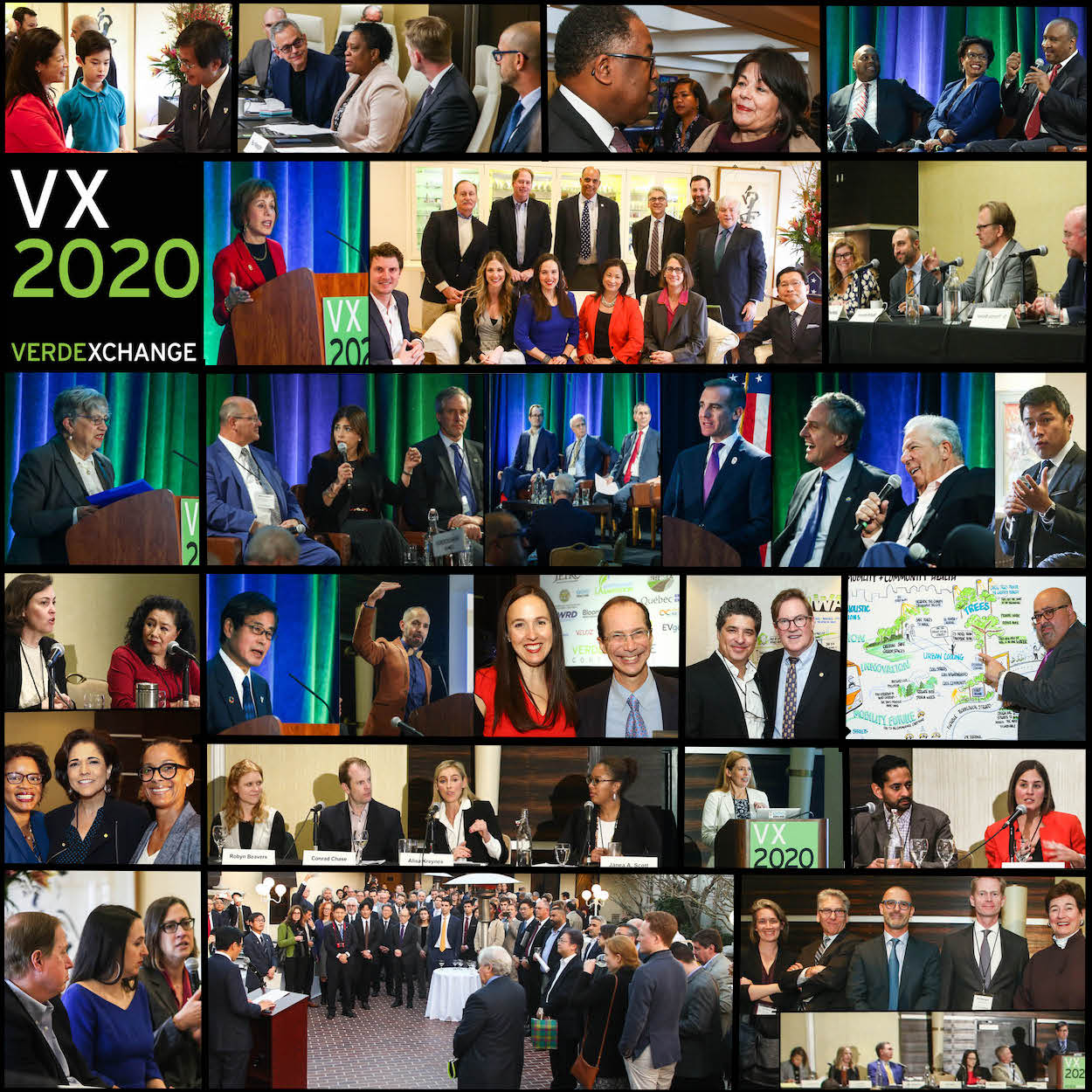 VX2020 Photo Collage