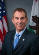 California State Senator Bob Wieckoswki
