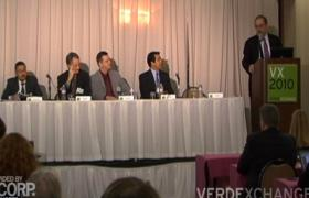 VX2010 Panel: Energy Efficiency—Pathways to a Low Carbon Economy