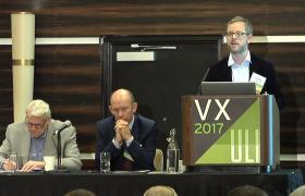 VX2017/ULI-FutureBuild: Road to Disruption - Robo-Vehicles & City Planning