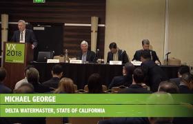 VX2018: Status of California WaterFix