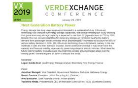 VX2019: Next Generation Battery Power