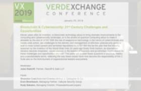 VX2019: Blockchain & Cybersecurity