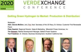 Getting Green Hydrogen to Market: Production & Distribution