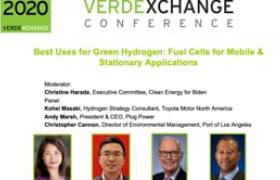 Best Uses for Green Hydrogen: Mobile & Stationary Applications