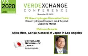 v2 Welcome Remarks VX Green Hydrogen Forum Welcome Remarks
