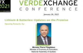 VX2021 - Jan 26 - Energy Storage, Batteries, & Lithium, California