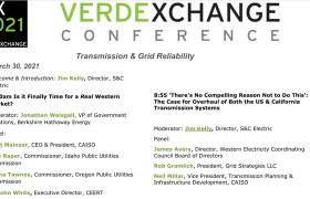 VX2021 - March 30 -  Transmission & Grid Reliability