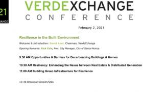 VX2021 - Feb 2 - Resilience in the Build Environment
