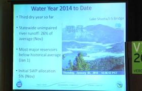 Adaption of Water Supply and Uses to the Challenges of Climate Change